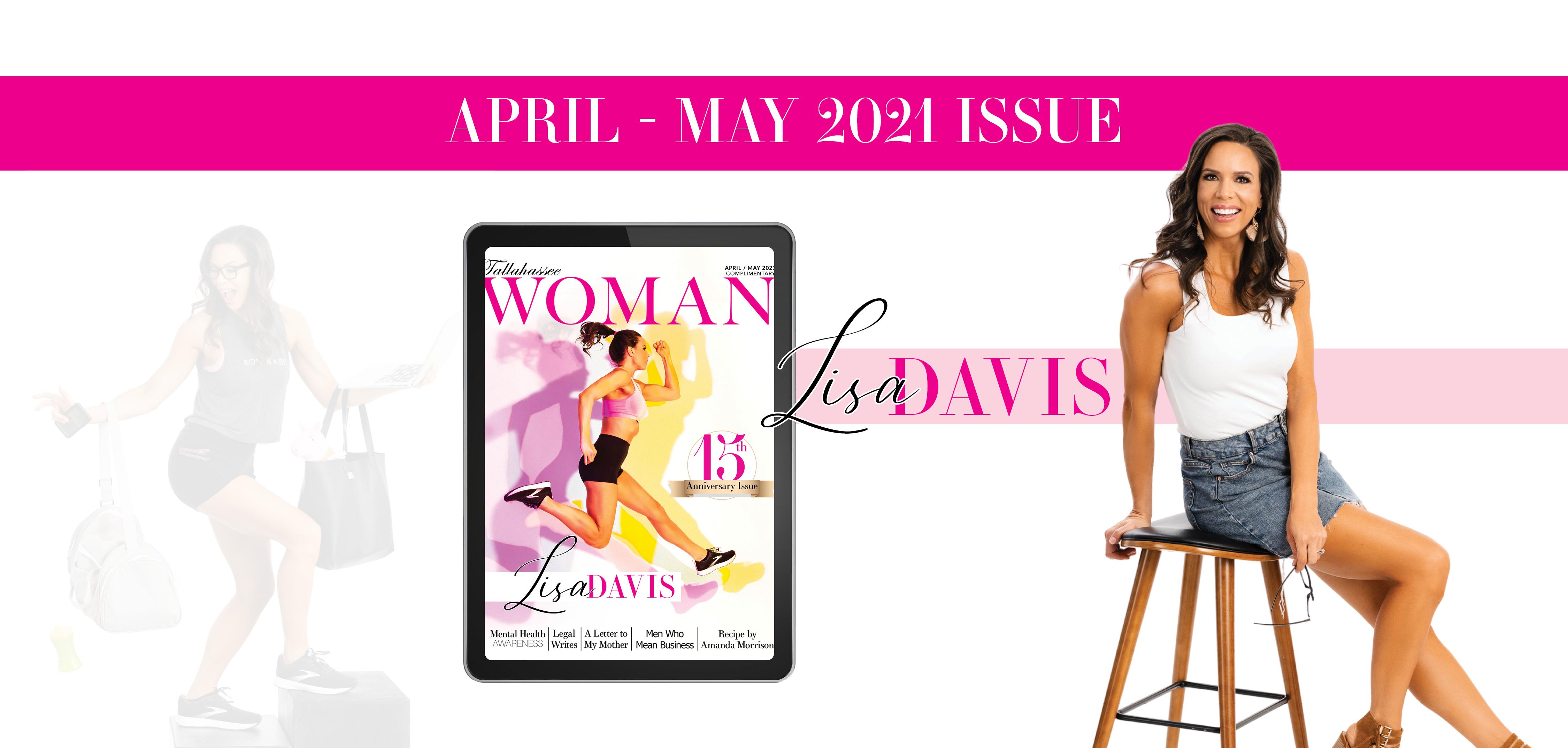 TWM Cover Woman Lisa Davis
